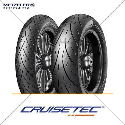 100/90-19 + 130/90B16 CRUISETEC™ METZELER