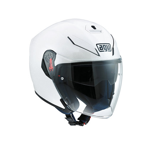 AGV K5-JET PEARL WHITE