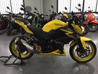 [NEW!]Z300 เหลืองดำ ปี2016 สภาพกริ๊บ เดิมๆ ราคาเบาๆ พร้อมจัดไฟแนนซ์