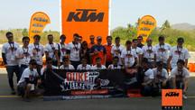 KTM DUKE IT WEEKEND 23-25 April 2016