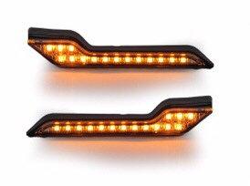 ไฟ LED ติดการ์ดแฮนด์ สี Yellow Barkbusters