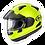 Thumbnail: Arai QV-PRO Fluor Yellow