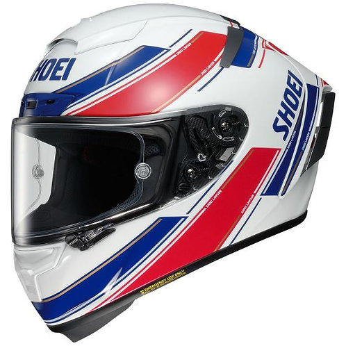 SHOEI X-Sprite III  LAWSON TC-1