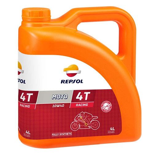 10W40 REPSOL RACING 4T (4L.)