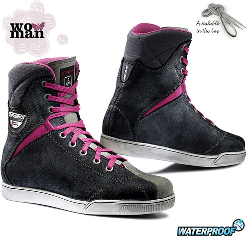 TCX X-RAP LADY WP ANTHRACITE/FUCSIA