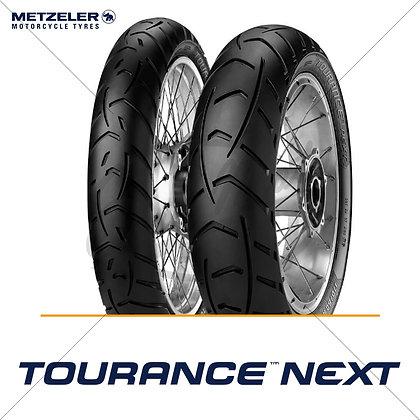 110/80 R19 + 160/60 ZR17 TOURANCE™ NEXT METZELER