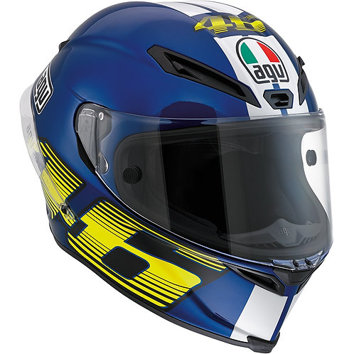 AGV Corsa V46 Blue