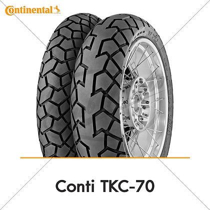 120/70R19 + 170/60R17 TKC70 CONTINENTAL