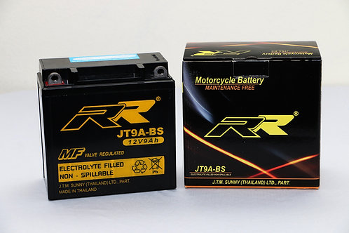 แบตเตอรี่ JT9A-BS BATTERY RR