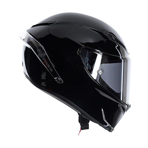 AGV CORSA Solid Black
