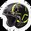 Thumbnail: Arai Freeway Classic COMET GREEN