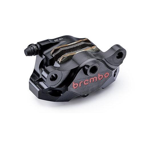 Brembo Racing ปั๊มหลัง ด้วงดำ