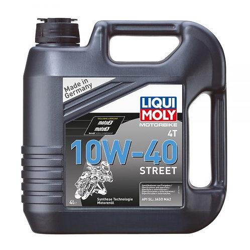 10W-40 Liqui Moly Street 4T 4Lt.