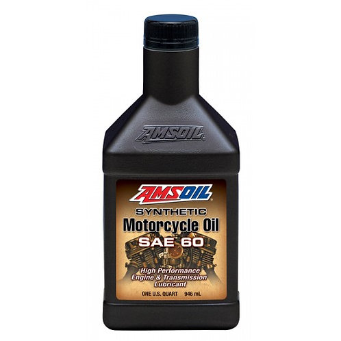 Synthetic SAE 60 Motorcycle Oil 1L.