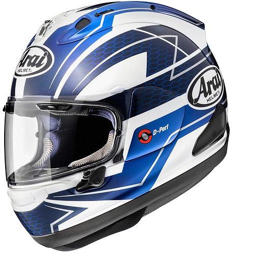 Arai RX-7X Curva Blue