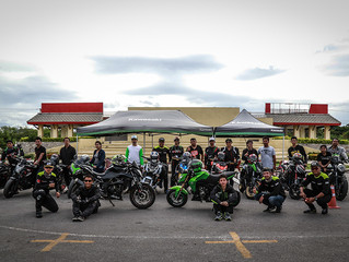 Basic Riding Course By KawasakiMotoaholic หัวหิน 28-29/06/2559