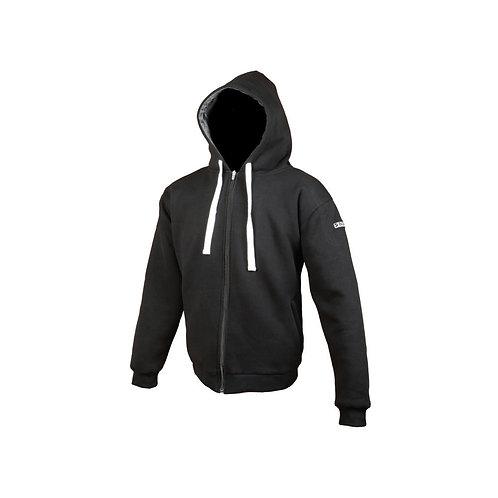 เสื้อฮู้ดมีการ์ด / Booster Hoodie Color : BLACK