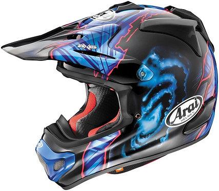 Arai MX-V BARCIA BLACK