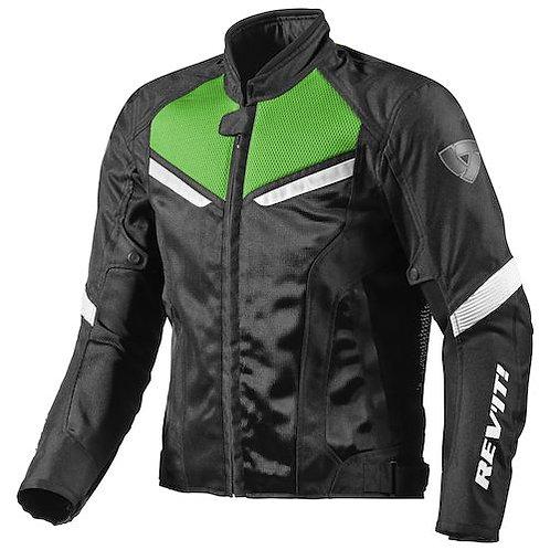 เสื้อการ์ด GT-R สี Black-Acid Green
