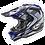 Thumbnail: Arai MX-V BOGLE BLUE