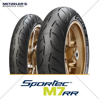 120/70ZR17 + 200/55ZR17 SPORTEC™ M7 RR METZELER