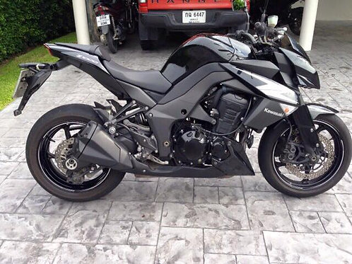 Z1000ปี2012