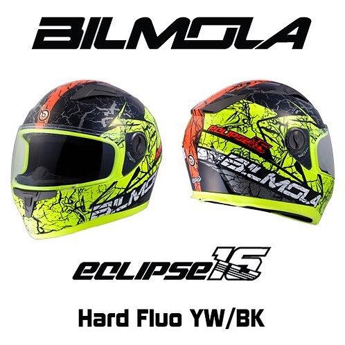 Bilmola Eclpse Hard Fluo YW/BK