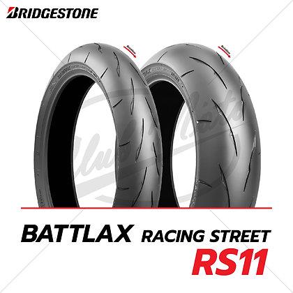 120/70ZR17 + 200/55ZR17 BATTLAX RACING STREET RS11 BRIDGESTONE
