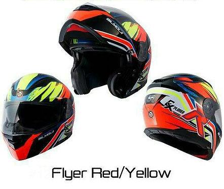 Bilmola Explorer Flyer Red / Yellow
