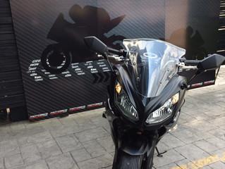 [NEW!]NINJA650 สีดำ ปี2013 สภาพนางฟ้า ราคาเบาๆ วิ่ง 18,xxxโล