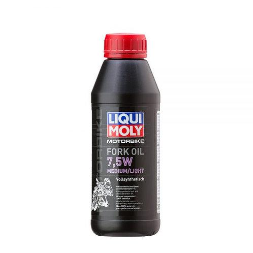 น้ำมันโช๊ค 7.5W Liquimoly Fork Oil 500 ml