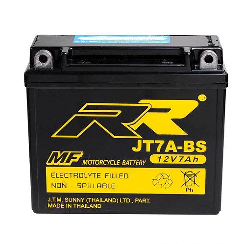 แบตเตอรี่ JT7A-BS BATTERY RR