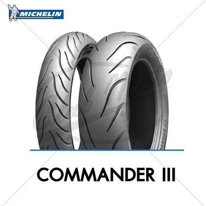 100/90B19 + 150/80B16 COMMANDER III MICHELIN