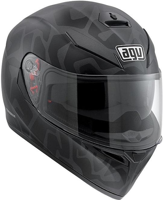 AGV K3-SV Aerial (Matt Dark Gray / Black)