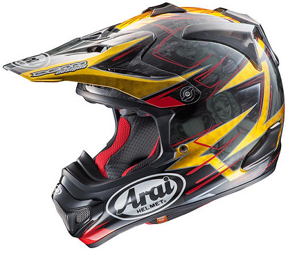 Arai V-Cross 4 Tickle