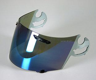 Arai Shield Mirror Blue RX-7 RR5, ASTRO-IQ, QUANTUM-J, RAPIDE