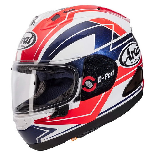 Arai RX-7X Curva Red