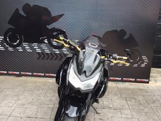 [NEW!] Z1000 สีดำ ปี2012 วิ่ง 31,xxxโล ราคาเบาๆพร้อมของแต่งแน่น จัดเต็ม!