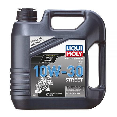 10W-30 Liqui Moly Street 4T 4Lt.