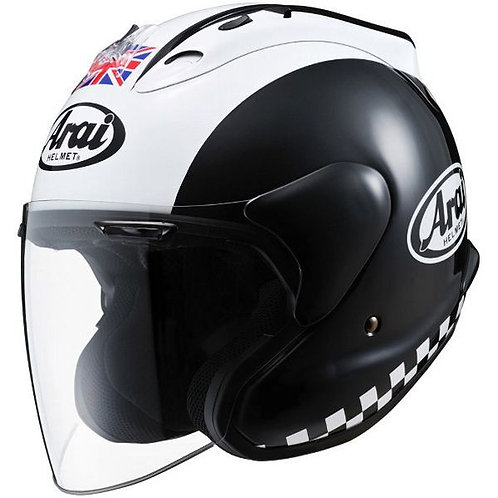 Arai SZ-RAM 4 Legend (Phil Read re-named)