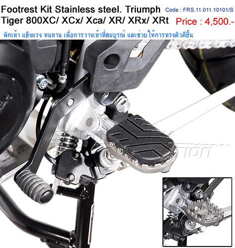 พักเท้าคนขับ SW-Motech Tiger 800 XC / XCX / XCA / XR / XRX / XRT '15+