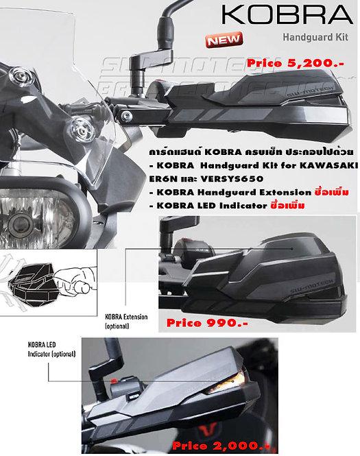 Handguard KIT Kobra  SW-Motech Tiger 800 XC'10+