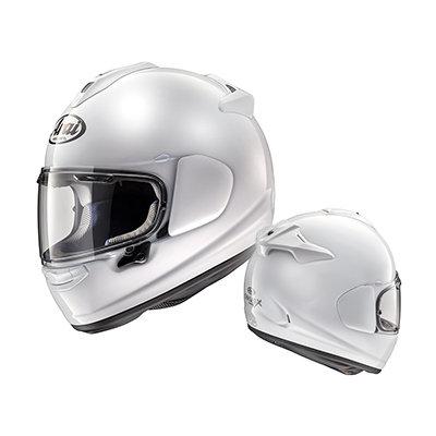 Arai Chaser-X Diamond White