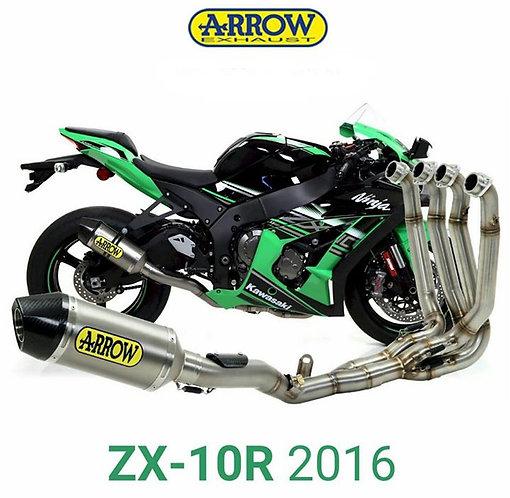 ARROW - FULL EVOLUTION MID SBK ZX10R'16
