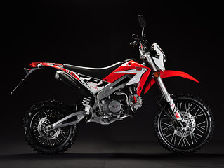 GPX DP125E Super Motard