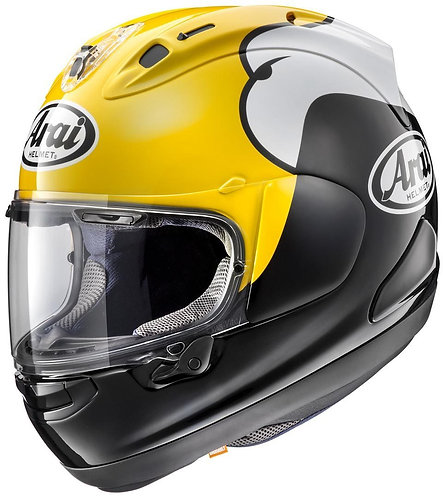 Arai RX-7X Kenny Roberts Yellow