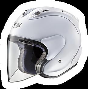Arai SZ-RAM X FROST WHITE