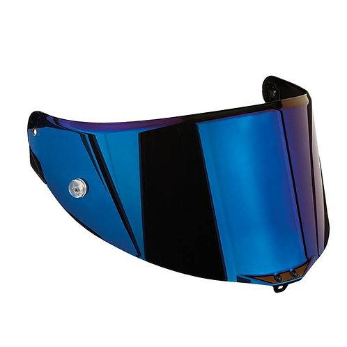 AGV Visor Blue