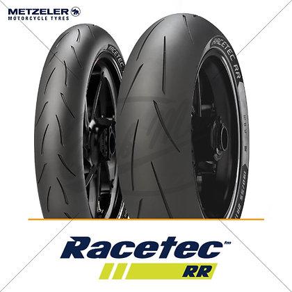 120/70ZR17(K3) + 200/55ZR17(K3) RACETEC™ RR METZELER