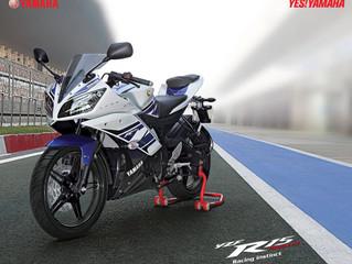 YAMAHA YZF-R15 / YAMAHA YZF-R15 Motor GP
